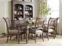 Weatherford 7 Piece Dining Set with Canterbury Table and ...