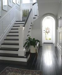 Beautiful front hall and staircase | Perfect Home Decor ...