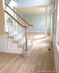 Choosing Hardwood Floor Stains   Oak hardwood flooring ...