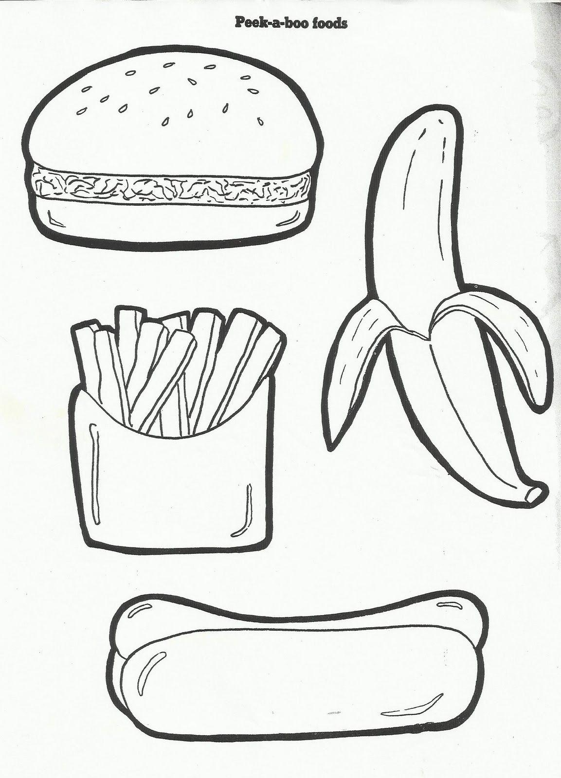 Squish Preschool Ideas: FOOD: teach nutrition & good