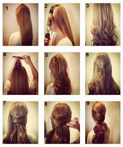 Simple And Easy Hairstyles You Can Try Everyday Qualities Easy