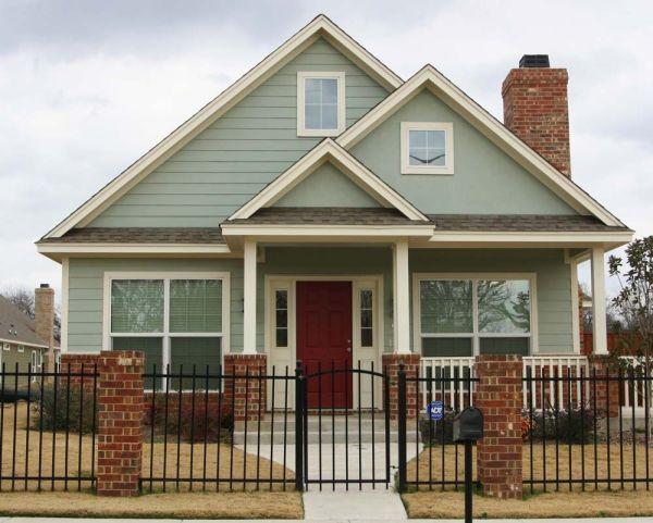 Exterior House Colors - Magnolia Villas Homes