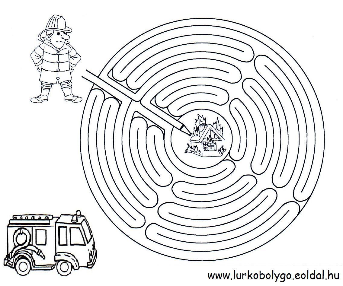 T Zoltos Labirintus