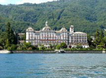 Grand Hotel Lake Maggiore Italy