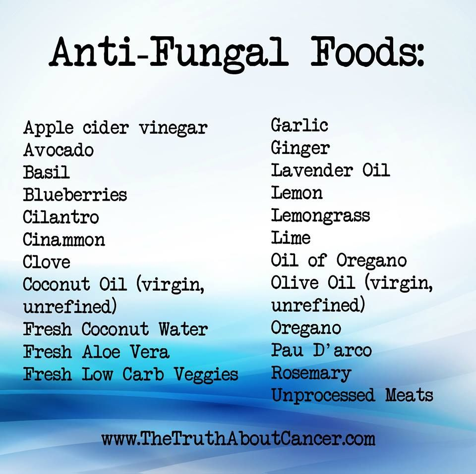 fungus cancer connection colon fighting foods pinterest