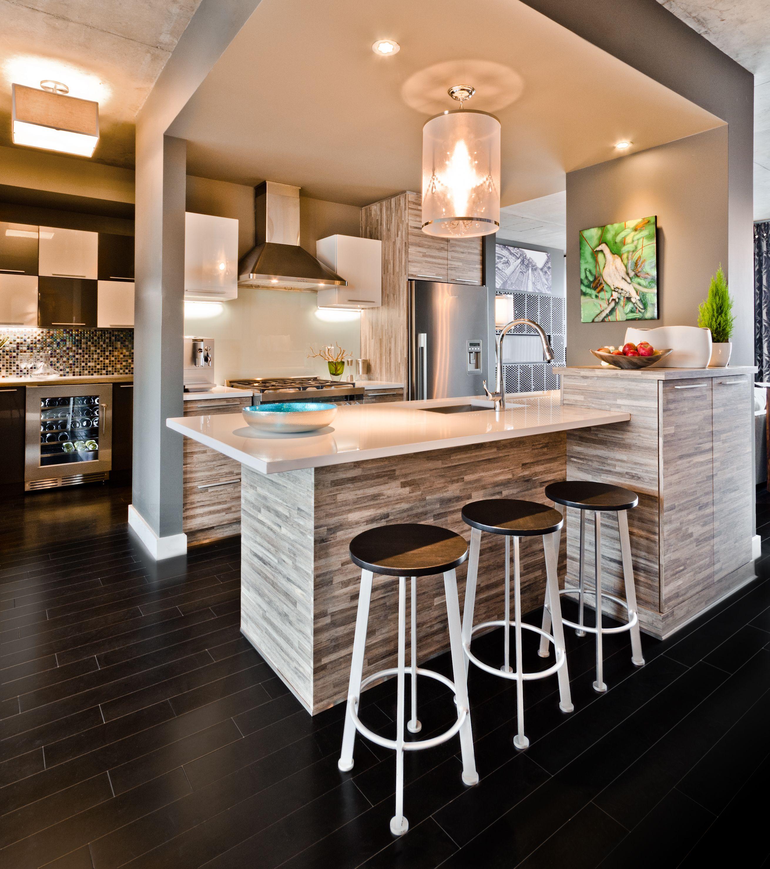 armoire de cuisine tendances concept la dix30