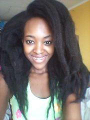 long 4c hair protective & natural