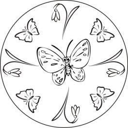 Malvorlage opa Malvorlagen Frühling Mandalas