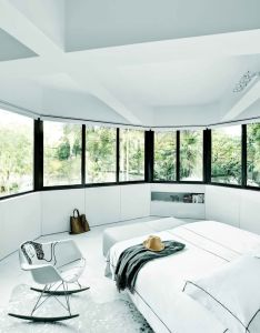 Home in singapore by spacedge beautiful bedroomsbedroom designsarchitecture also bedrooms and interiors rh za pinterest