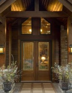 Entry lighting design ideas pictures remodel and decor also exterior rh pinterest