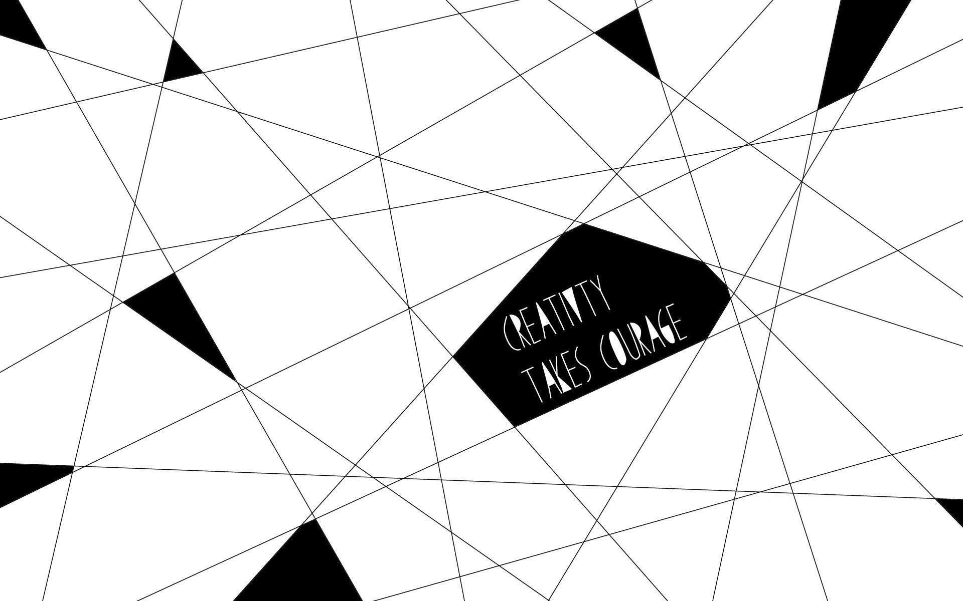 Free Black And White Desktop Designs By Delia Creates