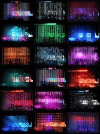 #Radiohead #InRainbowsTour | Electronica | Pinterest ...