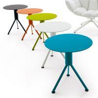 HUSK ROUND SMALL TABLE | B&B ITALIA OUTDOOR | The Weber ...