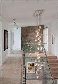 Hall Contemporary Vancouver accent lighting bocci light ...