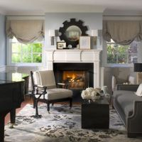 Small Living Room - Upright Piano Design Ideas, Pictures ...