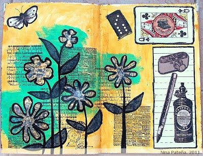Pasigmom Blogspot Com 2011 10 01 Archive Html Mixed Media
