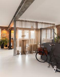 Penthouses also open space livingroom bedroom loft penthouse rotterdam modern rh pinterest