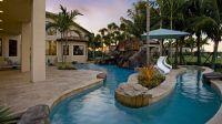 Backyard Lazy River Pool | Swimming Pools | Pinterest ...