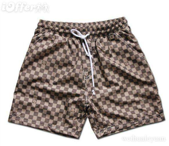 Louis Vuitton Mens Funny Shorts