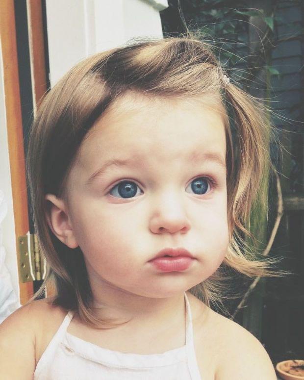 Supersüße #Frisuren Für Kleine #Mädchen #Kinderfrisuren Marie