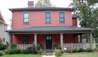 Craftsman exterior paint color combinations for small ...