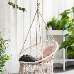 Hanging Chair Ikea Backs For Bleachers Hangstoel - Tuin/ Terras Inspiratie | Pinterest