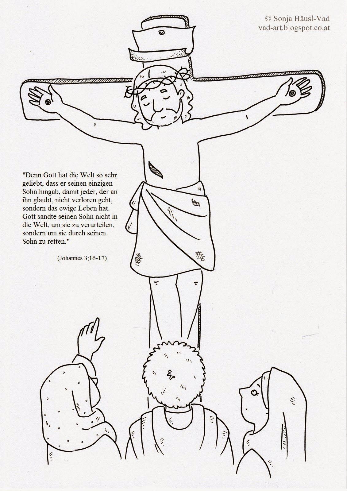 10 Biblische Ausmalbilder Ausdrucken