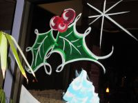 Images For > Christmas Window Painting Designs | xmas ...