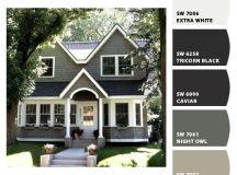 Cottage-Style Home Ideas   Exterior house colors, Exterior ...