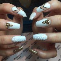 2017 best nail art designs | coffin | acrylic | gel polish ...