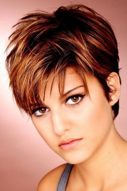 Short Layered Hairstyles For Women's Bobs Short Layered