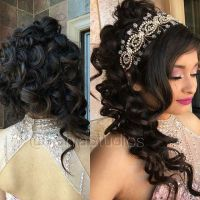 Quinceanera Hairstyle | Hair