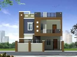 Duplex House Elevation Nature Images Houses Elevations Photos Map Details  Of Bhk Independent Villa For Sale