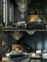 Image result for modern gothic interior design   House ...