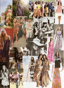 Hippie Fashion Board