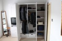 indian wardrobe designs from inside - Google Search ...