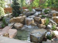 Backyard Water Features In Japanese Garden Concept ...