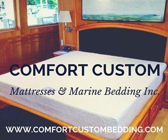 Custom Marine Mattresses Bedding