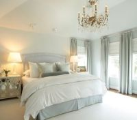 Classic Chic Home: Bedrooms Designed with Serenity in Mind ...