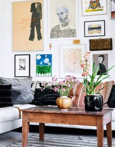 At home with designer trine skoller also pinterest designers rh