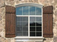 rustic shutters | Rustic Shutters - Custom Exterior ...