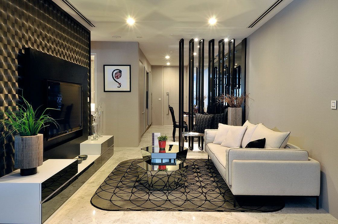 Change Your Style With Interior Design Patterns Modern Interior