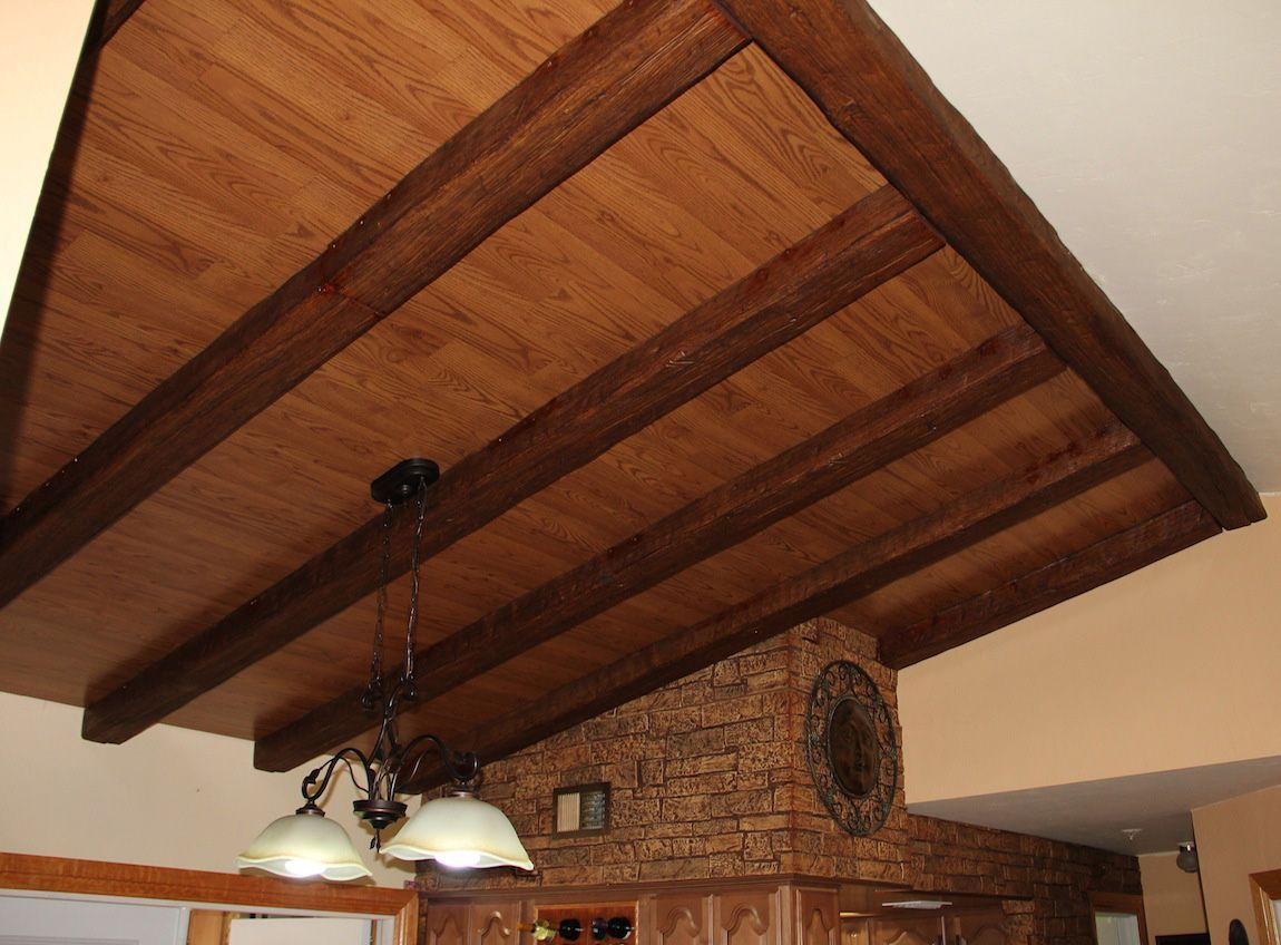 wood ceilings  Home Interior Ceiling Ideas for A Home