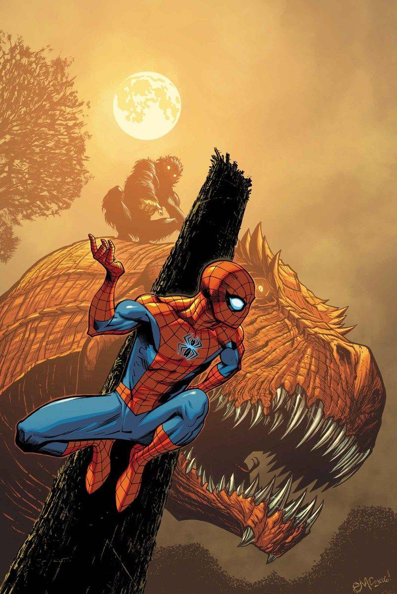 MARVEL COMICS FULL FEBRUARY 2017 Solicitations Marvel
