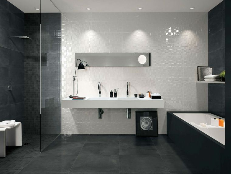 Idee Carrelage Salle De Bain Dinspiration Design