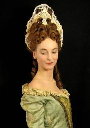 late baroque commode hairstyle