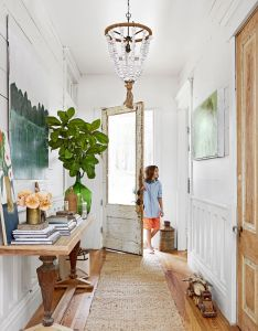 Inside  mississippi farmhouse that fits family of also rustic rh pinterest