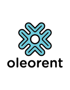 Oleorent logo design of  abstract floral shape price also rh pinterest