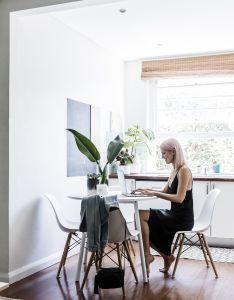 Take  peek inside our lifestyle editor   feminine meets minimal sydney also rh pinterest