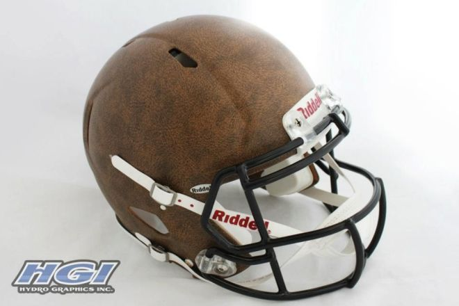 Redskins To Wear Fake Leather Helmets Against Panthers